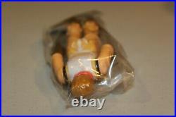 Rare Vtg 1980 Kenner Star Wars Mailaway Bossk Figure In Baggie Bag Htf Nm Nos