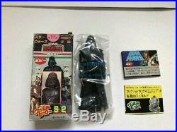 STAR WARS POPY World Hero S-2 Darth Vader 1980s Action Figure Vintage Kenner ZJP