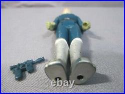 STAR WARS Vintage BLUE SNAGGLETOOTH Toe Dent Variant Action Figure 1978