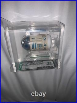Star Wars 1985 Vintage Kenner R2-D2 Pop-Up Lightsaber Loose Figure AFA 75