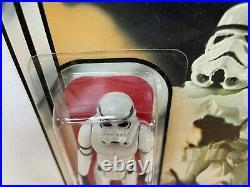 Star Wars ANH 1977 Stormtrooper 12 Back-A Vtg MOC Kenner Action Figure