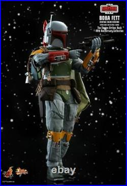 Star Wars Boba Fett Vintage Colour Version 12 Hot Toys 1/6 Scale Figure MMS571