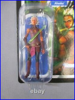 Star Wars Clone Wars AHSOKA TANO VC102 Action Figure NEW Vintage Collection 2012