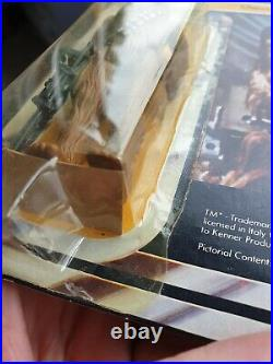 Star Wars New Hope Vintage 12 Back Harbert Palitoy Kenner Chewbacca Moc Figure
