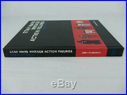 Star Wars Vintage Action Figure Guide For Collectors John Kellerman Signed