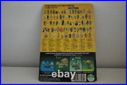 Star Wars Vintage Figur Gamorrean Guard auf original ROTJ Karte 77 back MOC 1983