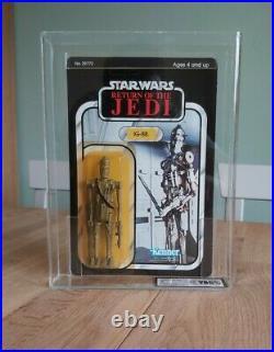 Star Wars Vintage IG-88 Moc/Carded Figure Ukg 85% WOW