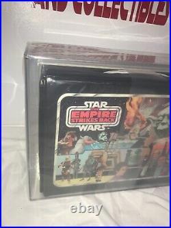 Star Wars Vintage Kenner Action Figures 1980 ESB AFA 80 NM(Near Mint) Yoda Top