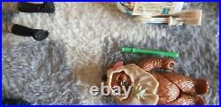 Star Wars Vintage Kenner Figures x17 Full Set Empire Jedi Last 17 Job Lot bundle