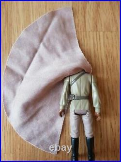 Star Wars Vintage Lando Calrissian General Pilot POTF Last17 Figur