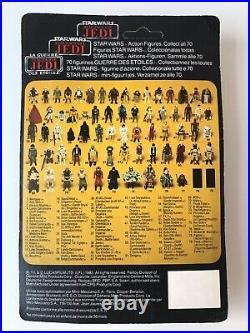 Star Wars Vintage Last 17 Romba Tri Logo Moc/Carded Figure