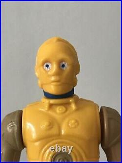 Star Wars Vintage Loose Droids C-3PO Figure Very Rare Excellent Condition 1985