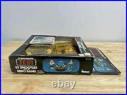 Star Wars Vintage ROTJ Sy Snootles and the Rebo Band Figure Set 1983 Kenner MIB