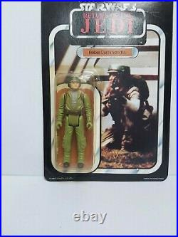 Star Wars Vintage Rebel Commando Moc/Carded Figure Palitoy
