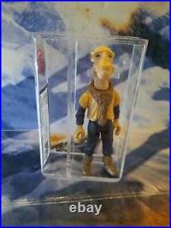 Star Wars Yak Face Action Figure Vintage UKG Graded 85 Not AFA Last 17