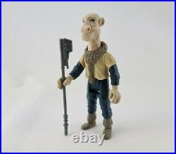 Star Wars Yak Face mit Waffe LFL 1985 Kenner Last 17 POTF Vintage Figur Rare
