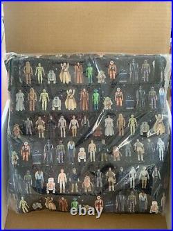 Streamline Messenger Star Wars Vintage Action Figures Harveys Seatbelt Sold Out
