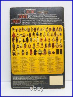 Tri Logo Yak Face Figure Sealed Moc Vintage Kenner Star Wars 1977 1985 Potf