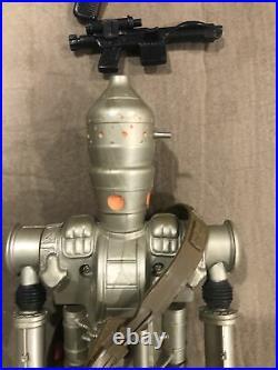 VINTAGE 1980 Kenner Star Wars Ig-88 Action Figure 15 all original RARE