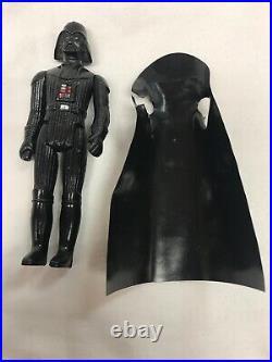 VINTAGE KENNER STAR WARS 1980 DARTH VADERS STAR DESTROYER PLAYSET & Darth Figure