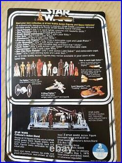 VINTAGE STAR WARS C-3PO New Sealed KENNER ORIGINAL FIGURE NEW 1977 SEE-THREEPIO