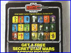 VINTAGE Star Wars Empire Strikes Back (ESB) Kenner R2D2 21-Back Figure New NRFP