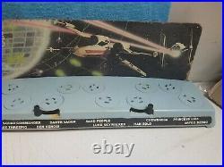 Vintage 1970's Kenner Star Wars Original 12 Mail Away Figure Display Stand