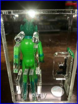 Vintage 1978 Kenner Star WarsGREEDOLoose Action Figure AFA Graded 85NM+