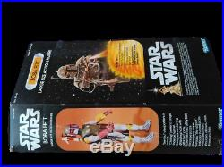 Vintage 1979 Kenner Star Wars 12 inch Boba Fett Figure Doll with BOX USED