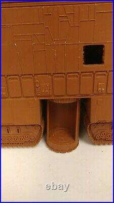 Vintage 1979 Kenner Star Wars Radio Controlled Jawa Sand Crawler & Figure Lot