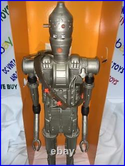 Vintage 1980 Star Wars 15 Inch IG-88 Action Figure MINT IN OPENED BOX KENNER
