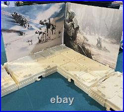 Vintage 1981 Star Wars Empire Strikes Back Mail-Away Action Figure Display Arena