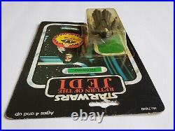 Vintage 1984 Kenner Star Wars Return of the Jedi THE EMPEROR Figure in Package