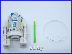 Vintage 1985 Kenner Star Wars Action Figure R2-D2 Pop-Up Lightsaber POTF Last 17