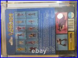 Vintage 1985 Star Wars Droid Cartoon Series Tig Fromm Action Figure MOC Kenner