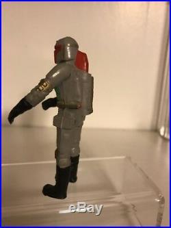 Vintage 1990 Star Wars Boba Fett Polish Bootleg Action Figure