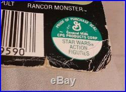 Vintage Kenner Star Wars 1983 ROTJ Jedi Luke Skywalker Action Figure MOC 77 Back