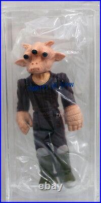 Vintage Kenner Star Wars #71440 ROTJ 8 Pack Figures Mailer Box Set AFA 85+