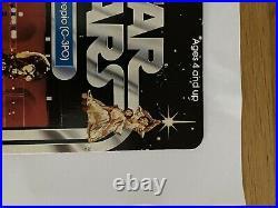 Vintage Kenner Star Wars Action Figures C-3PO 21 Back Moc Misb Afa Ukg