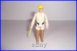 Vintage Original 1977 Star Wars Luke Skywalker Action Figure