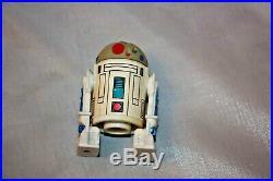 Vintage R2D2 Star Wars Droids Cartoon Pop-up Lightsaber Action Figure beautiful