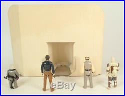 Vintage Rare Star Wars Sears Cloud City Play Set With Figures No Box or Pegs