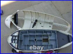 Vintage STAR WARS KENNER 1982 REBEL ALLIANCE TRANSPORT SPACESHIP FIGURES LOT TOY