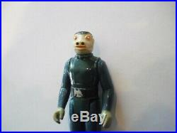 Vintage Star Wars 1978 Blue Snaggletooth Action Figure Original No Weapon