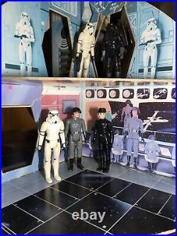 Vintage Star Wars 1978 Original Kenner Palitoy Death Star action figure playset