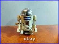 Vintage Star Wars 1978 Takara R2-D2 Wind Up Figure Kenner Hasbro USED