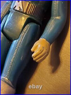 Vintage Star Wars Blue Snaggletooth Action Figure