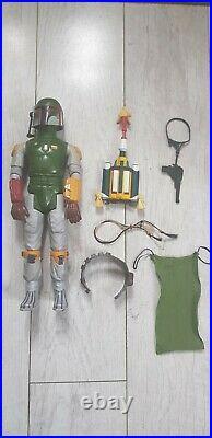 Vintage Star Wars Boba Fett 12 Inch Figure Complete