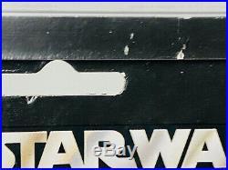 Vintage Star Wars Boba Fett ROTJ Carded Action Figure MOC AFA 70 Clear Bubble