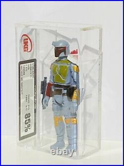 Vintage Star Wars Boba Fett Taiwan Graded Action Figure UKG 85% AFA